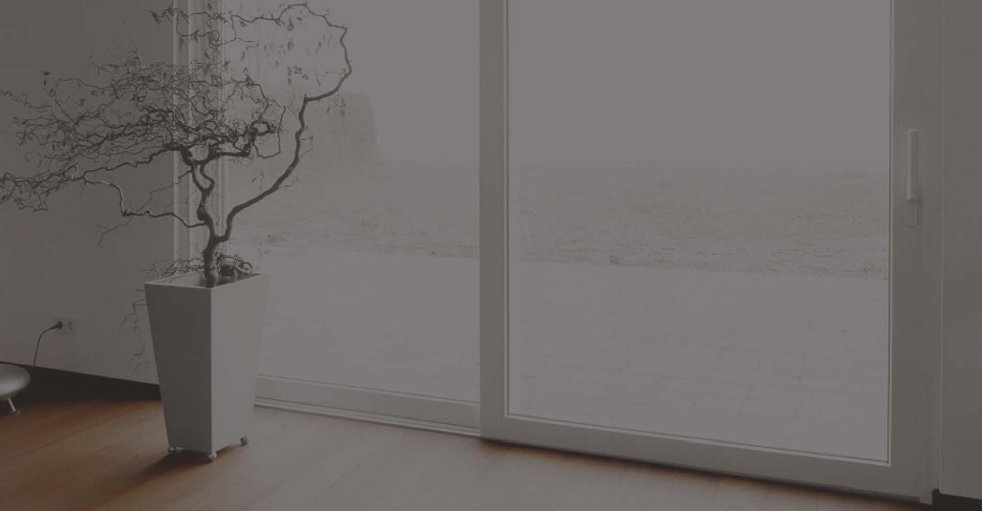 اسلایدر 1 پنجره Upvc