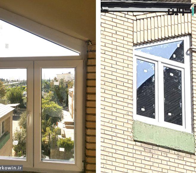 تعویض-پنجره-زاویه دار